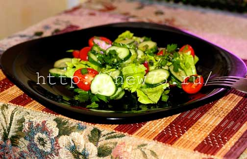 фото салат сыроедение