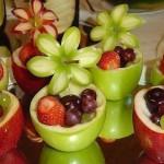 Эрет — Лечение голодом и плодами